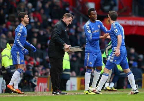 "Chelsea: Hãy tin 3 ""số 10"" - 1"