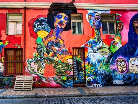 Valparaíso - Thành phố của sắc màu và nghệ thuật - 6