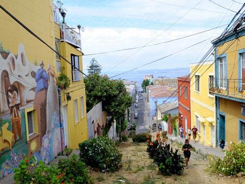 Valparaíso - Thành phố của sắc màu và nghệ thuật - 7