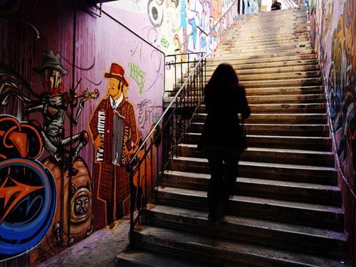 Valparaíso - Thành phố của sắc màu và nghệ thuật - 8