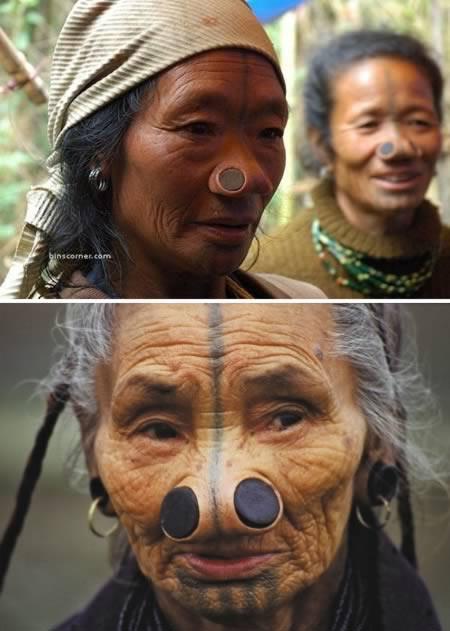 Những tập tục bộ lạc kỳ quái nhất quả đất - 2