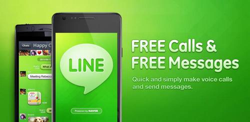 Line Messenger đổ bộ thị trường Việt - 1
