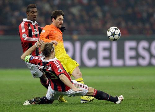Barca - Milan: Sinh tử ở Nou Camp - 1