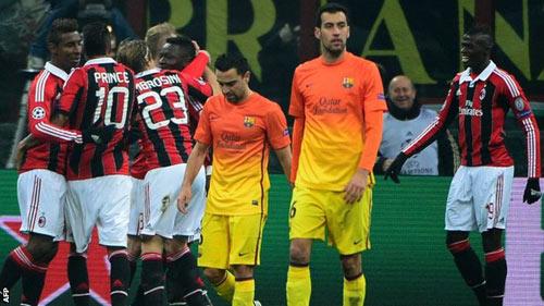 Barca - Milan: Sinh tử ở Nou Camp - 2