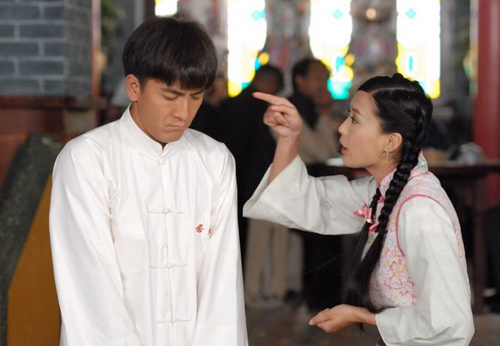 Nữ quyền: Đậm đặc võ thuật TVB - 5