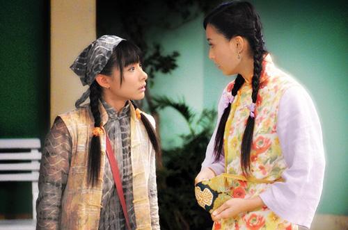 Nữ quyền: Đậm đặc võ thuật TVB - 4