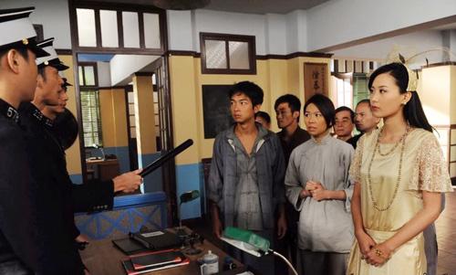 Nữ quyền: Đậm đặc võ thuật TVB - 7