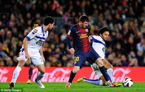 Messi khiến Barca không còn là chính họ? - 2