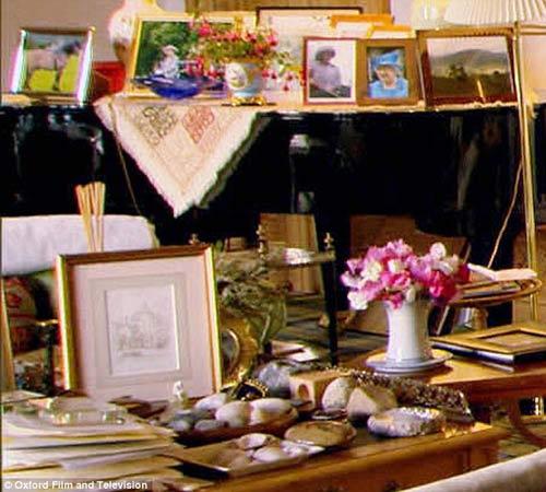 Ngắm phòng khách của Nữ hoàng Anh - 2
