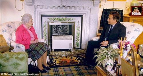 Ngắm phòng khách của Nữ hoàng Anh - 5