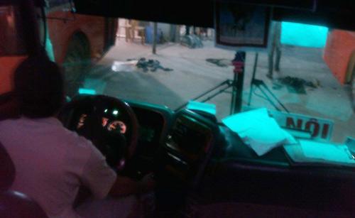 """""""Quan tài bay đêm"""": Gửi mạng cho tài xế - 2"""