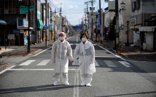 """Bên trong thị trấn """"ma"""" ở Nhật Bản - 1"""
