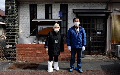 """Bên trong thị trấn """"ma"""" ở Nhật Bản - 15"""