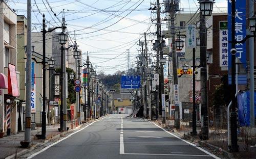 """Bên trong thị trấn """"ma"""" ở Nhật Bản - 5"""