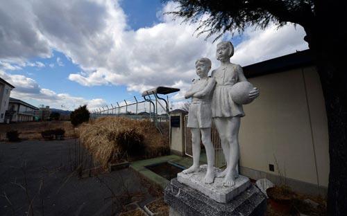 """Bên trong thị trấn """"ma"""" ở Nhật Bản - 6"""