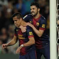 Barca: Họng pháo nào để phá boong ke?