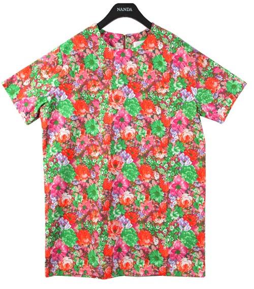 Rực rỡ váy hoa trong nắng - 4