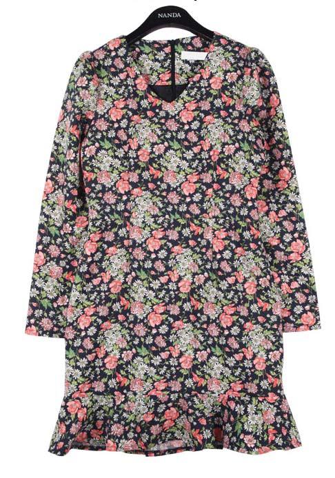 Rực rỡ váy hoa trong nắng - 7