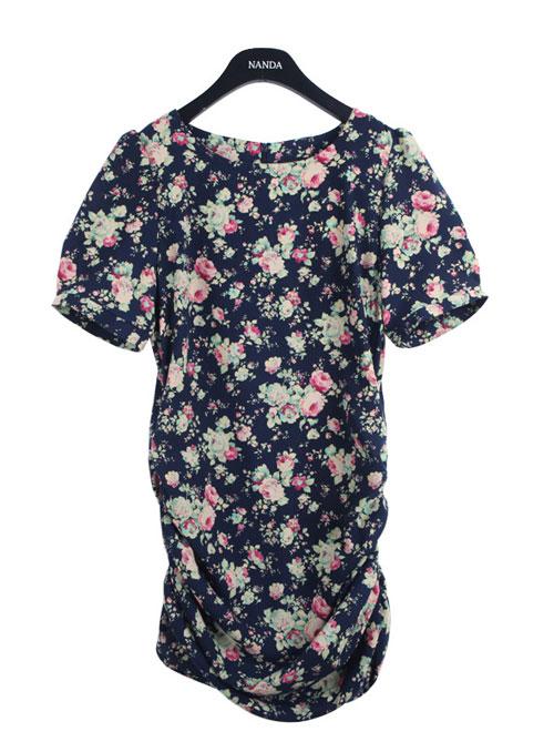 Rực rỡ váy hoa trong nắng - 11