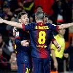 Bóng đá - Messi khiến Barca không còn là chính họ?