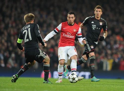 Arsenal: Canh bạc tấn công - 2