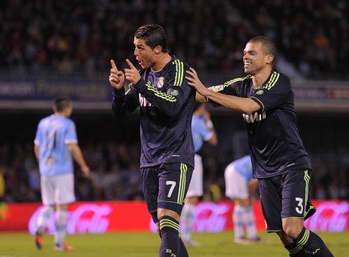 Real & La Liga: Thần tài Ronaldo - 2