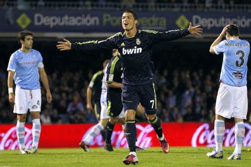 Real & La Liga: Thần tài Ronaldo - 1