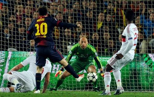 Vì sao Messi thăng hoa? - 1