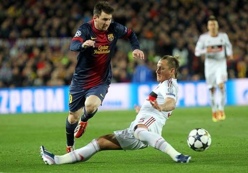 Vì sao Messi thăng hoa? - 3