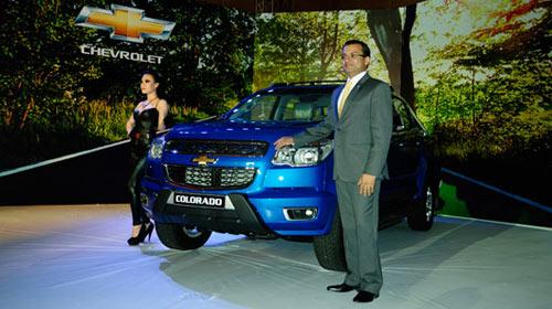 Thị trường ôtô VN sẽ tăng trưởng 10% năm 2013 - 1