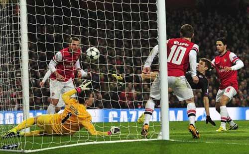 Bayern Munich - Arsenal: Khe cửa hẹp - 1