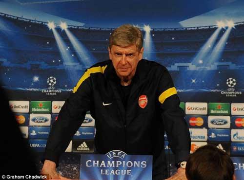 Bayern Munich - Arsenal: Khe cửa hẹp - 2