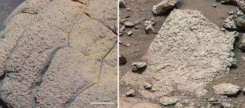 Tìm thấy bằng chứng sự sống trên sao Hỏa - 1