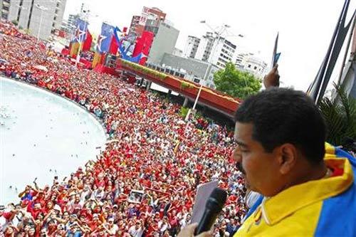 Điều tra nghi vấn ông Chavez bị đầu độc - 1