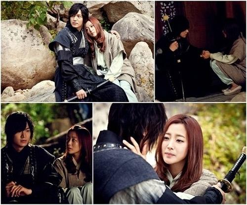 Kim Hee Sun ghét hôn Lee Min Ho - 4