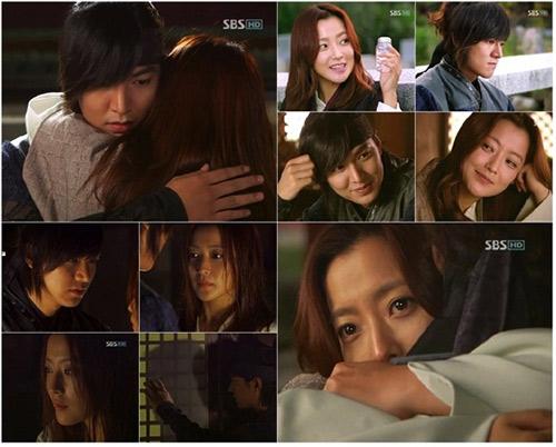Kim Hee Sun ghét hôn Lee Min Ho - 3