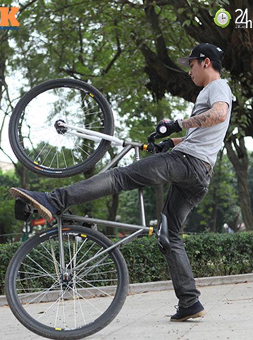 Chất chơi với xe đạp Fixed Gear - 19