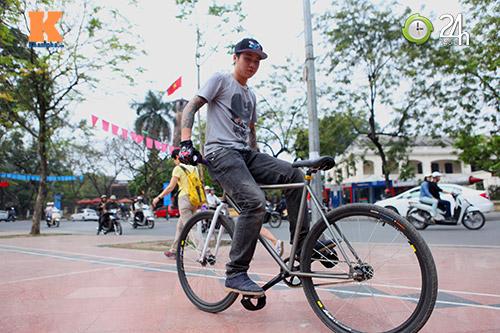 Chất chơi với xe đạp Fixed Gear - 15