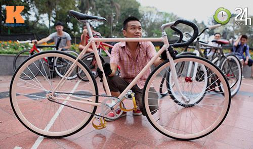 Chất chơi với xe đạp Fixed Gear - 12