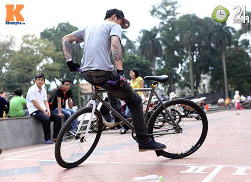 Chất chơi với xe đạp Fixed Gear - 16