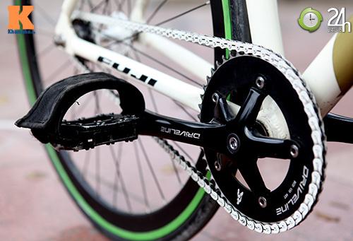 Chất chơi với xe đạp Fixed Gear - 2
