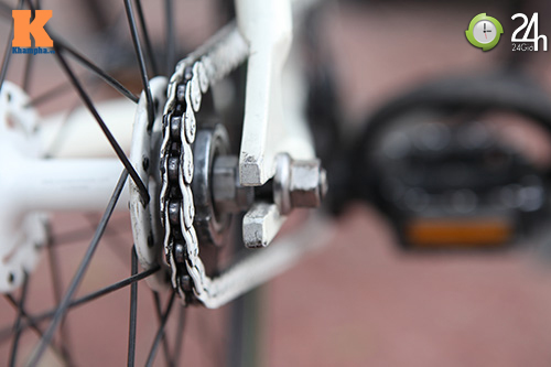 Chất chơi với xe đạp Fixed Gear - 3
