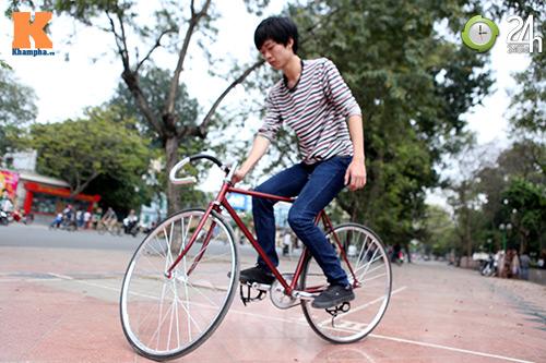 Chất chơi với xe đạp Fixed Gear - 9