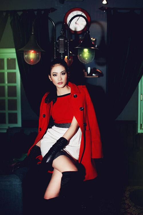 """Tuổi 19 xinh, """"sành"""" của Hà Phương - 2"""