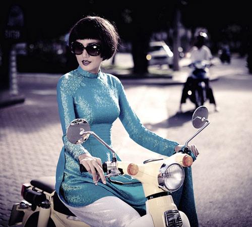 Mẫu Việt hóa phụ nữ Sài Gòn xưa - 1