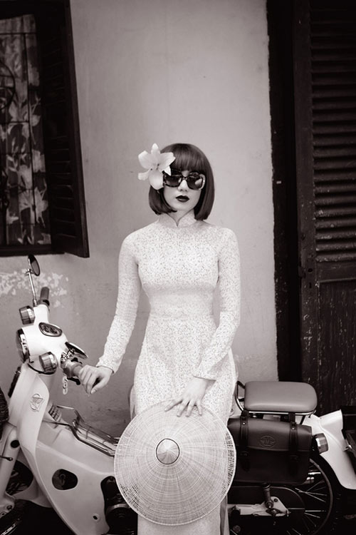 Mẫu Việt hóa phụ nữ Sài Gòn xưa - 10