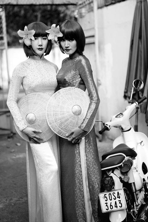 Mẫu Việt hóa phụ nữ Sài Gòn xưa - 13