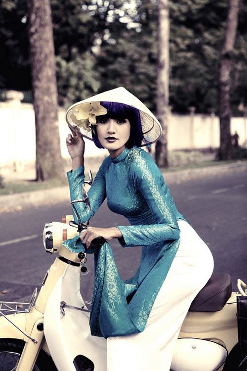 Mẫu Việt hóa phụ nữ Sài Gòn xưa - 14