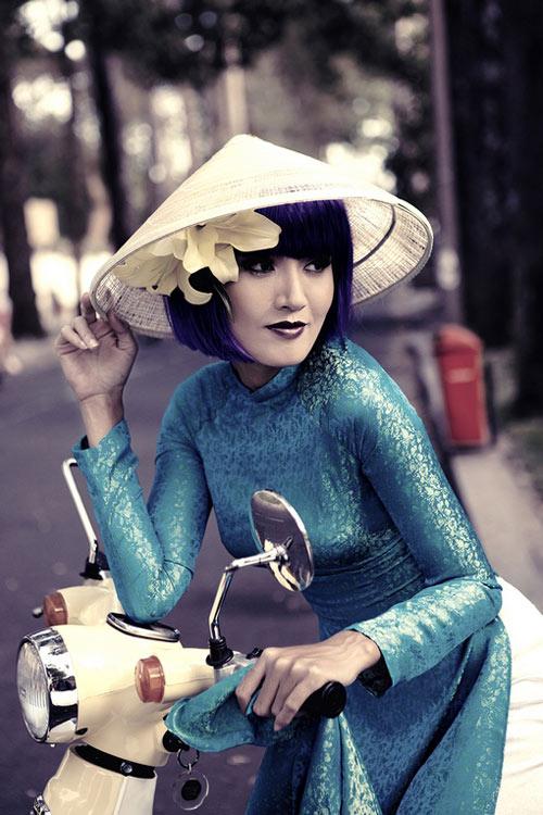 Mẫu Việt hóa phụ nữ Sài Gòn xưa - 15