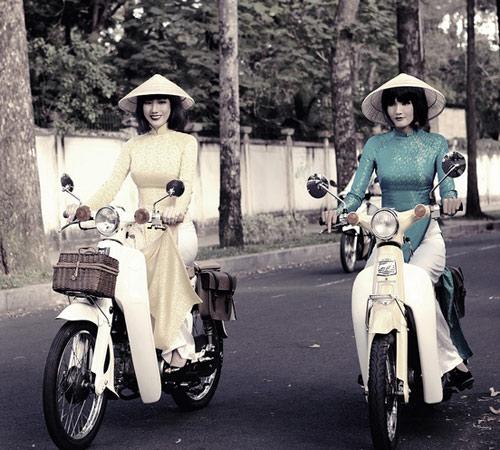 Mẫu Việt hóa phụ nữ Sài Gòn xưa - 18